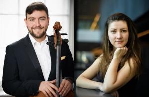 Coffee Concert: Toby White (cello) and Marina Staneva (piano) -