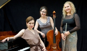 Coffee Concert: Marsyas Trio -