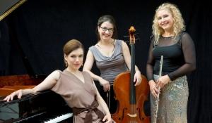 Minster Coffee Concert: Marsyas Trio -