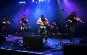 Blazin Fiddles - Welcome return with a new date