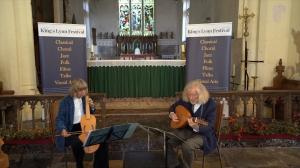 Alison Crum (viol) & Roy Marks (lute):