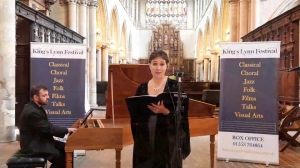 Kate Semmens (soprano) & Steven Devine (fortepiano):