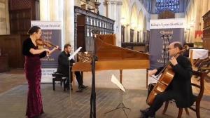 Devine Music Piano Trio: