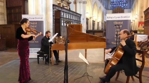 Devine Music Piano Trio: