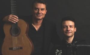 Craig Ogden (Guitar) and Miloš Milivojević (Accordion) -