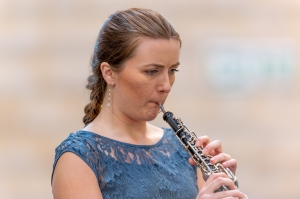 EUCO Soloists with Hans-Peter Hofmann (Director) and Hannah Condliffe (Oboe) -