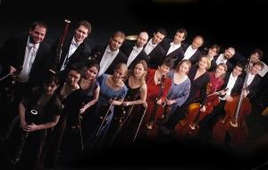 European Union Chamber Orchestra with Toby White (Cello) -
