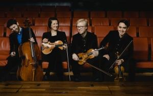 Lunchtime Concert Series: Marmen Quartet -