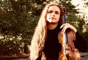 Lunchtime Concert Series: Charlotte Saluste-Bridoux (Violin) and Ljubica Stojanovic (Piano) -