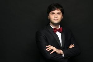 Lunchtime Concert Series: Maxim Kinasov (Piano) -
