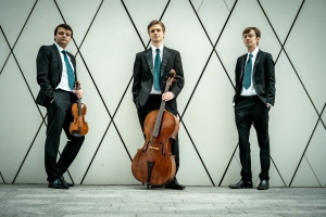 Lunchtime Concert Series: Mithras Piano Trio -