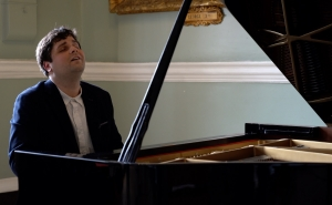 Maxim Kinasov: Brahms' Variations on a theme by Paganini - Online Cocktail Concert Series