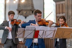 European Union Chamber Orchestra perform Vivaldi - Online Cocktail Concert Series