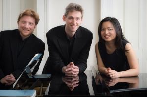 Coffee Concert: Minerva Piano Trio -