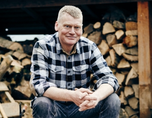 39 Ways to Save the Planet with Tom Heap - A Royal Geographical Society with IBG lecture